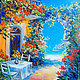'Morning celebration of Life' oil painting on canvas, Pictures, Voronezh,  Фото №1