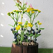 Цветы и флористика ручной работы. Ярмарка Мастеров - ручная работа Нежная красота, что не знает оград........ Handmade.