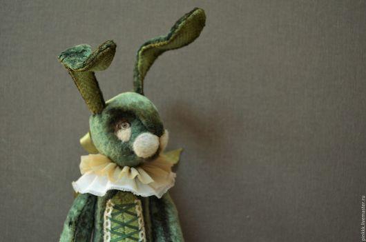 Куклы и игрушки ручной работы. Ярмарка Мастеров - ручная работа. Купить Плюшевые зайцы. Handmade. Винтаж, заяц друзья тедди
