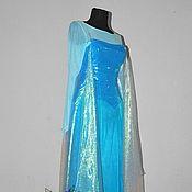 """Одежда handmade. Livemaster - original item Elsa """"Frozen"""". Animator-actor suit. Handmade."""