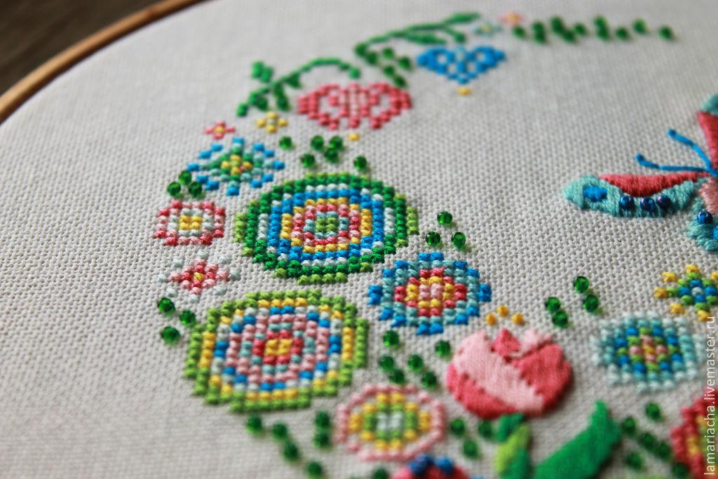 Мария Схемы вышивки