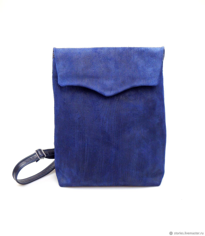 Leather bag, Womens backpack leather Wild Wood, Backpacks, Dubna,  Фото №1