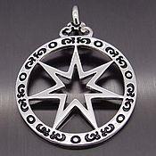 Фен-шуй и эзотерика handmade. Livemaster - original item Talisman Talisman Star of MAG. Handmade.
