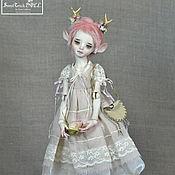 """Куклы и игрушки handmade. Livemaster - original item Porcelain ball jointed doll """"Haru"""". Handmade."""