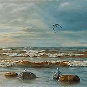 Для дома и интерьера ручной работы. Ярмарка Мастеров - ручная работа ,,Балтийское море,,. Handmade.