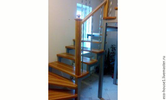 Интерьерные слова ручной работы. Ярмарка Мастеров - ручная работа. Купить Воздушная лестница. Handmade. Металл, дерево, бук