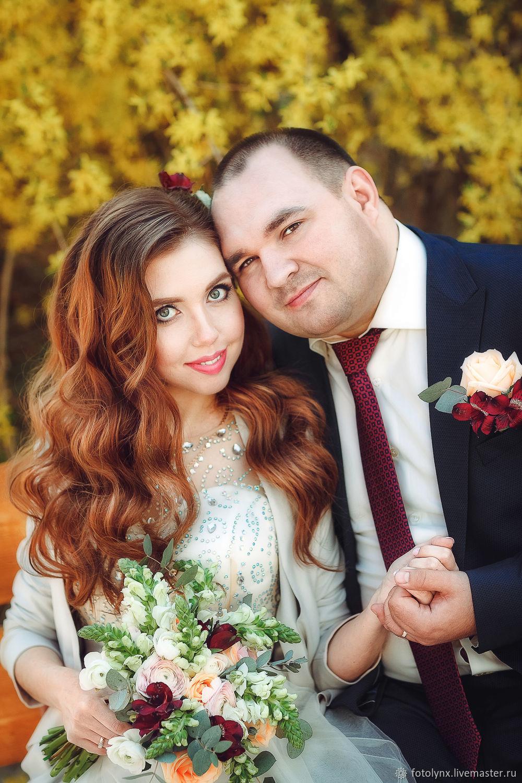 Чудесные свадебные фотосъемки весной, Фото, Москва,  Фото №1