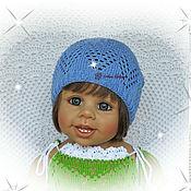 Работы для детей, ручной работы. Ярмарка Мастеров - ручная работа Ажурные шапочки(3). Handmade.