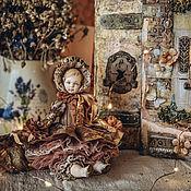Куклы и игрушки handmade. Livemaster - original item Boudoir doll in antique style.. Handmade.