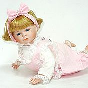 Винтаж handmade. Livemaster - original item Collectible porcelain doll La Collection Artisan. Handmade.