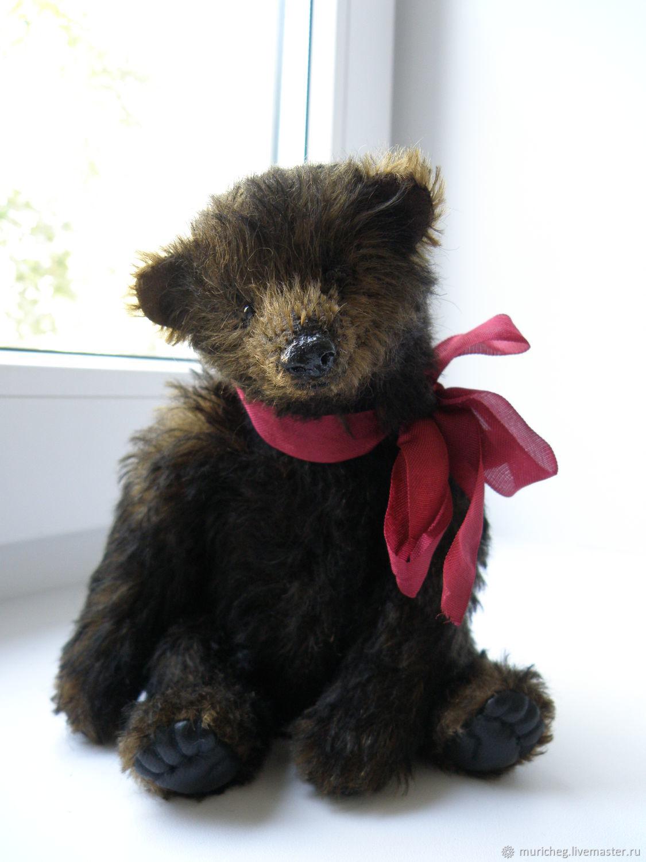 Бурый медвежонок Май, Мягкие игрушки, Москва,  Фото №1