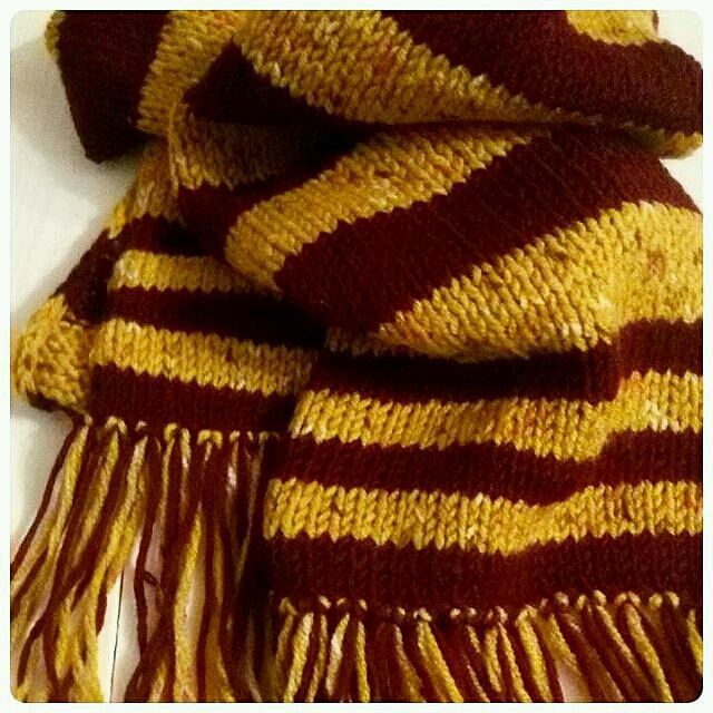 Gryffindor Scarf Shop Online On Livemaster With Shipping