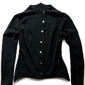 Одежда handmade. Livemaster - original item Jacket WOMBLACK. Handmade.