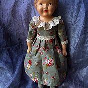 Куклы и игрушки ручной работы. Ярмарка Мастеров - ручная работа Кукла Валечка. Handmade.