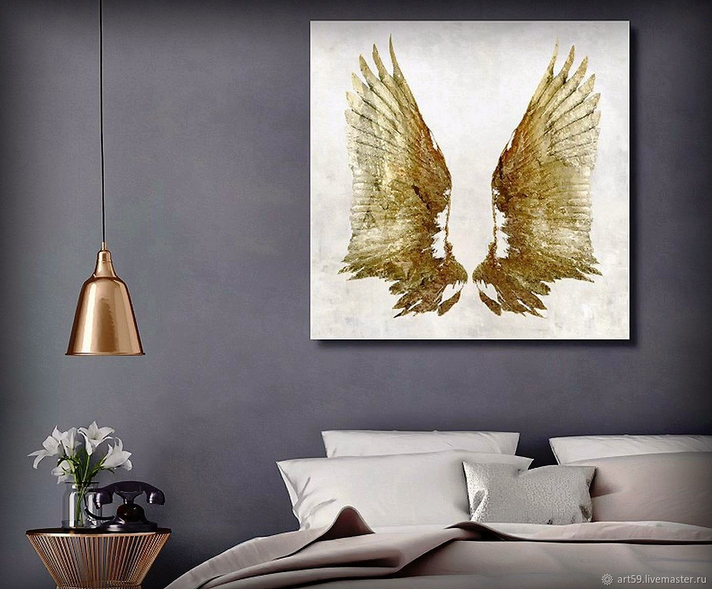 Golden series of paintings: Golden wings, Pictures, St. Petersburg,  Фото №1