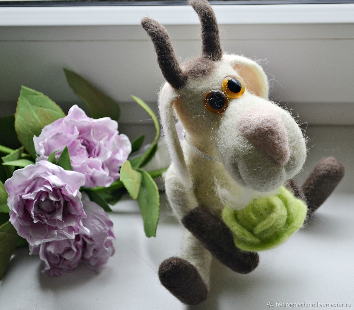 Goat Methodius, Stuffed Toys, Krasnodar,  Фото №1