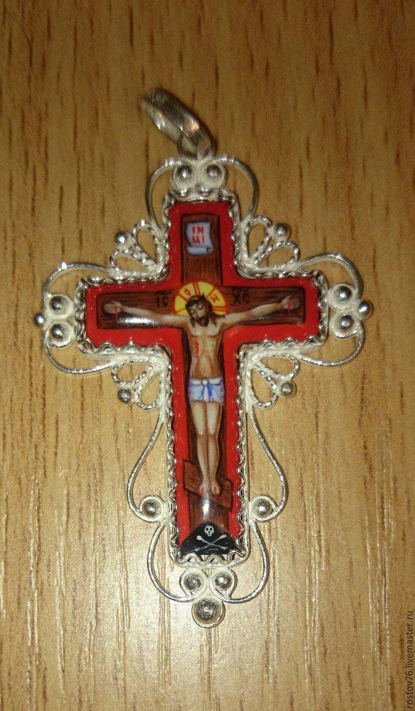 Православный крест подарок