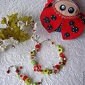 Работы для детей, handmade. Livemaster - original item Set for girls