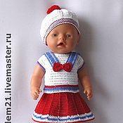 Куклы и игрушки ручной работы. Ярмарка Мастеров - ручная работа Морячка. Handmade.