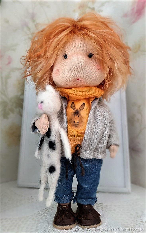 Малыш Мартин, Куклы, Санкт-Петербург, Фото №1