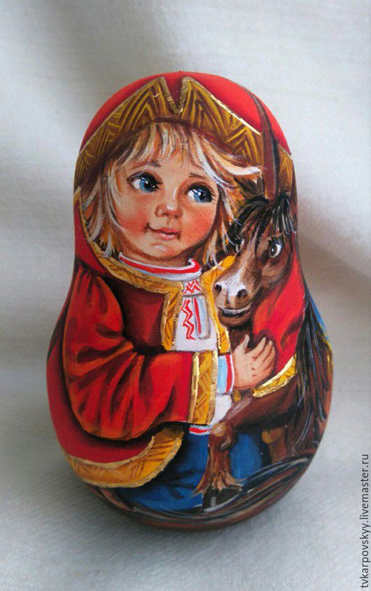`Конёк-Горбунок`