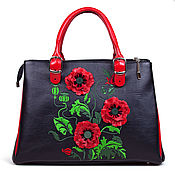 Сумки и аксессуары handmade. Livemaster - original item Average women`s bag