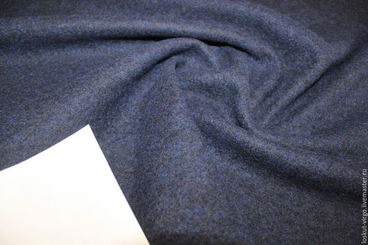 Шитье ручной работы. Ярмарка Мастеров - ручная работа. Купить Пальтово-костюмный лоден, 1900руб-м. Handmade. Итальянская ткань