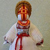 Куклы и игрушки ручной работы. Ярмарка Мастеров - ручная работа Кукла мотанка Берегиня. Handmade.