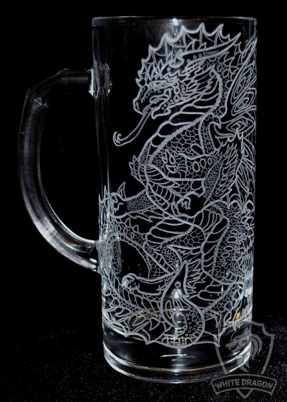 Smaug. Beer mug, Mugs, Nizhny Novgorod,  Фото №1