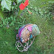 Сумки и аксессуары handmade. Livemaster - original item Handbag made of Python FIORNE. Handmade.