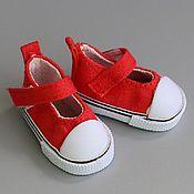 Куклы и игрушки ручной работы. Ярмарка Мастеров - ручная работа Обувь на 1 липе 5см. Handmade.