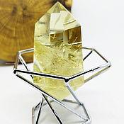Фен-шуй и эзотерика handmade. Livemaster - original item Vogel Citrine Crystal 62 mm. Handmade.