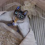 """Украшения ручной работы. Ярмарка Мастеров - ручная работа Брошь """" Baby Booo.....Totoro"""". Handmade."""