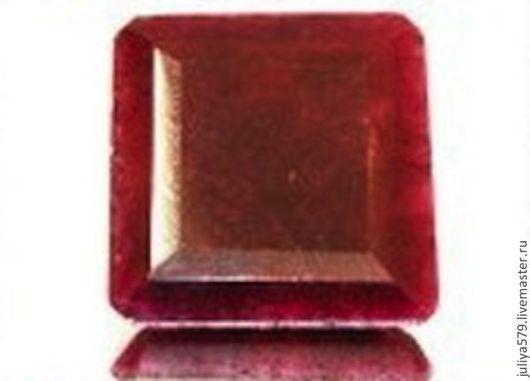 Кулоны, подвески ручной работы. Ярмарка Мастеров - ручная работа. Купить Натуральный красный рубин 121 карат. Handmade. Камень
