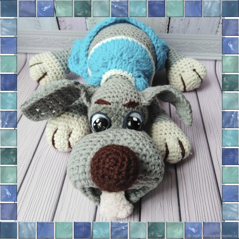 """МК """"Собака на диване валяка"""", Мягкие игрушки, Череповец,  Фото №1"""