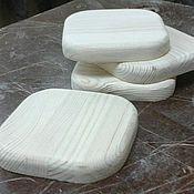 Материалы для творчества handmade. Livemaster - original item Square pine, blank 008; blank 009. Handmade.
