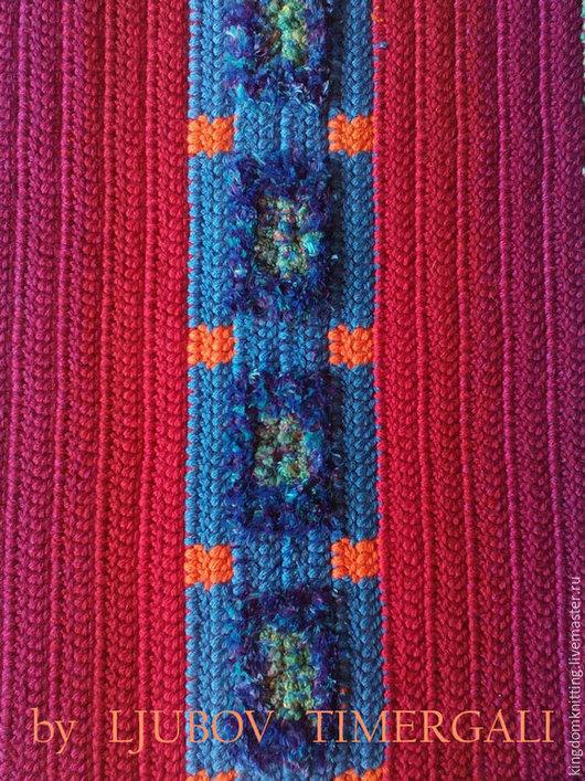 Текстиль, ковры ручной работы. Ярмарка Мастеров - ручная работа. Купить Ковер – гобелен «В плену сокровищ Марракеша». Handmade.