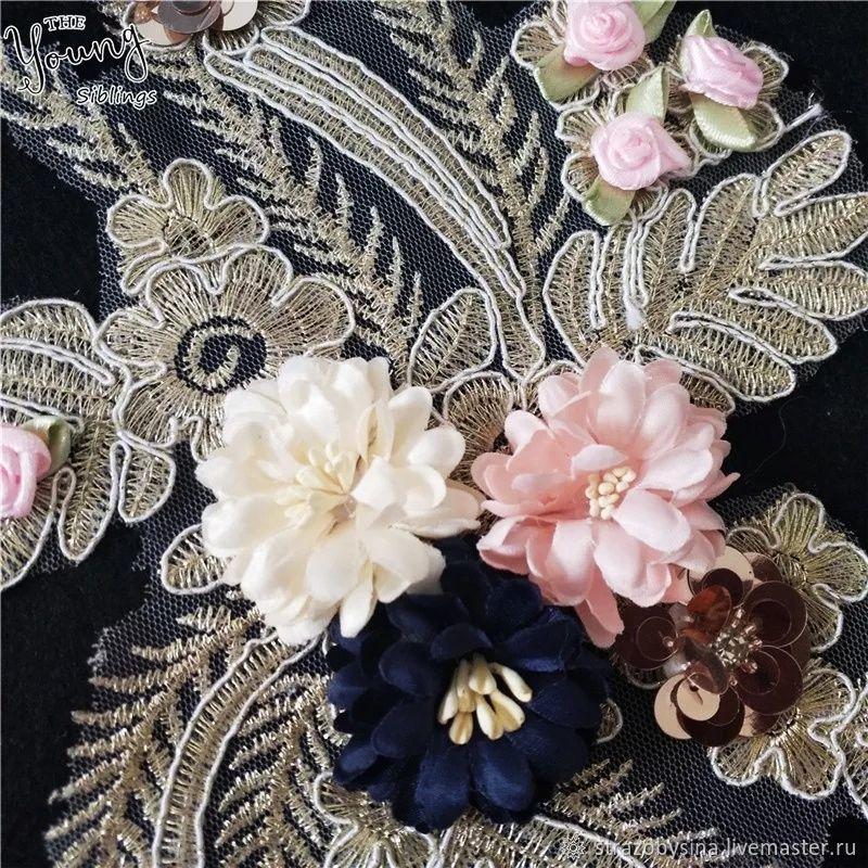Вышивка кружевная, пара, Аксессуары для вышивки, Санкт-Петербург,  Фото №1