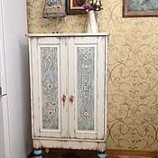 """Для дома и интерьера ручной работы. Ярмарка Мастеров - ручная работа Шкафчик """"Старинный"""".. Handmade."""