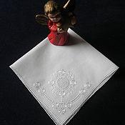 Для дома и интерьера handmade. Livemaster - original item Set of white handkerchiefs (7pcs)