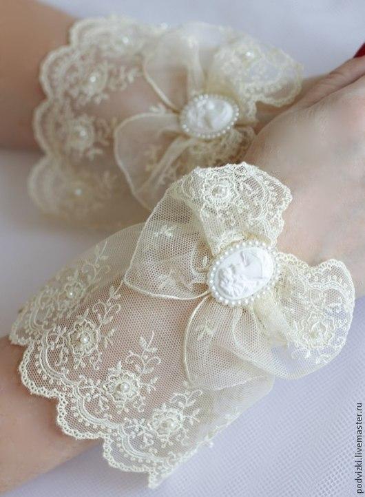 Перчатки. кружевной манжет манжет кружевной перчатки кружевные кружевные перчатки перчатки женские свадебные перчатки