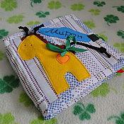 Куклы и игрушки ручной работы. Ярмарка Мастеров - ручная работа Развивающая мини-книжка. Handmade.