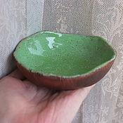 Посуда ручной работы. Ярмарка Мастеров - ручная работа Тарелка. Handmade.