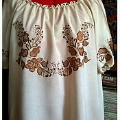 "Одежда handmade. Livemaster - original item Women`s embroidery ""designs"" ЖР3-75. Handmade."