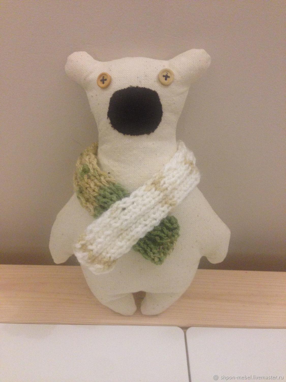 Медведь зимний, Игрушки, Москва, Фото №1