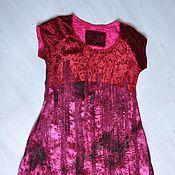 Одежда ручной работы. Ярмарка Мастеров - ручная работа Огонь-платье. Handmade.