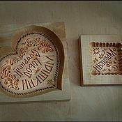 Русский стиль ручной работы. Ярмарка Мастеров - ручная работа Пряничные доски. Handmade.