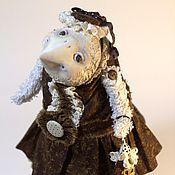 Куклы и игрушки ручной работы. Ярмарка Мастеров - ручная работа Ворона Барбара. Handmade.