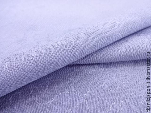Japanese silk 'Flower Arabesque', Fabric, Chelyabinsk,  Фото №1