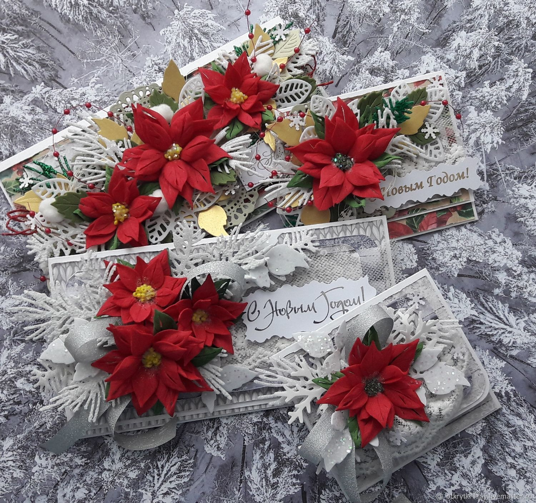 Открытки ручной работы, Открытки, Вологда,  Фото №1